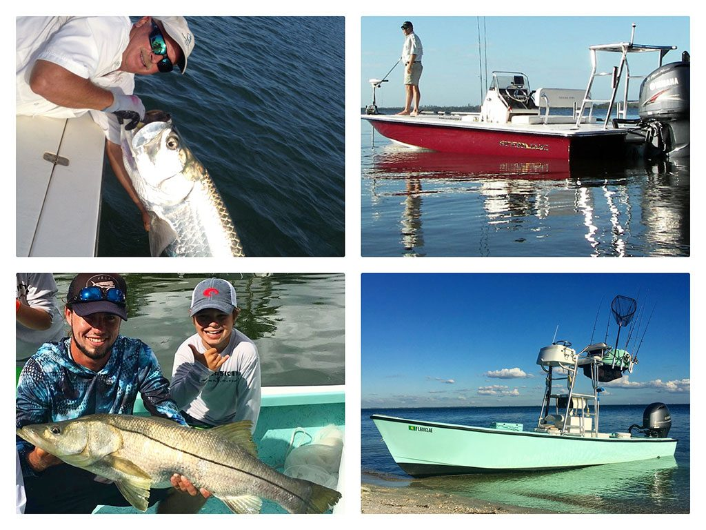 Sanibel Fishing Charters - Boats and Captains