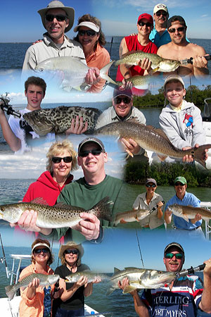 Fishing Charter Frequent Question