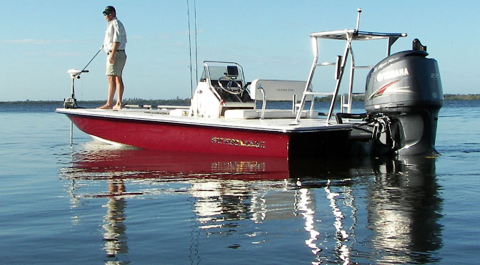 22' Sterling Fishing Boat